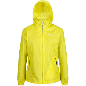 Regatta Corinne IV Waterproof Shell Jacket Women, neon spring